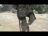 Армия США тестирует роботизированный экзоскелет HULC